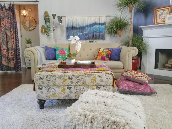 Spring/Summer Living Room (and a few of my favorite things)